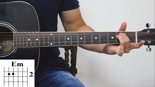Martin Garrix & Bebe Rexha - In The Name Of Love - Guitar Tutorial With Chords