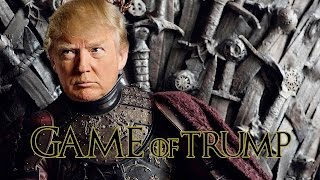 Game of Trump (Game of Thrones Parody) | Generation Tech