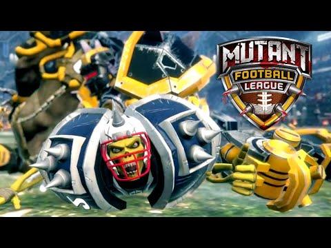 Mutant Football League - Console Launch Trailer