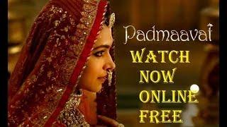 Padmaavat Full HD Movie Watch online  Free ...........  Click Below