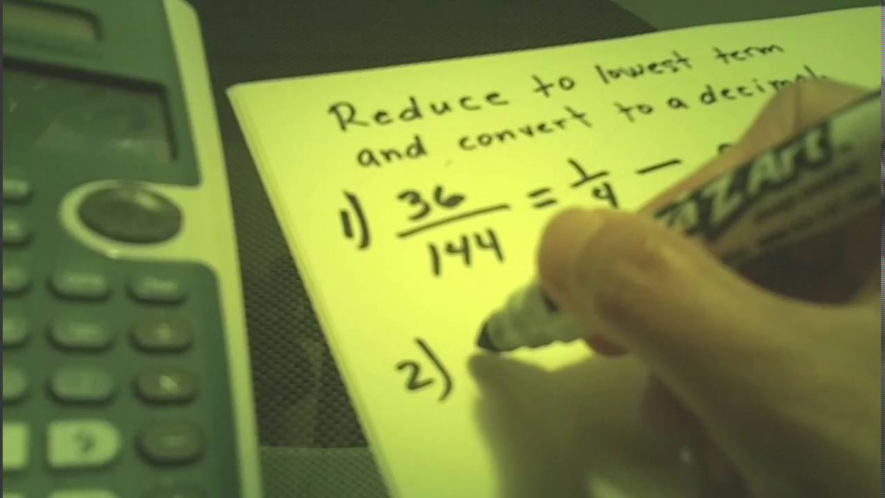 How to use the ged calculator for exponents and roots youtube.
