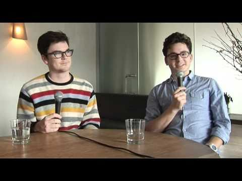 Passion Pit Interview - Making World Peace!