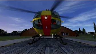 Hubschrauber-Spiele