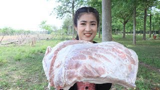 Yummy special pork belly recipe cooking by countryside life TV