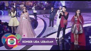 MERIAH! All Star LIDA Menyanyikan Theme Song LIDA di Konser LIDA Lebaran