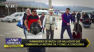 Primer Plano: HUMANOIDES DE NAZCA - FEB 09 - 4/5 | Willax