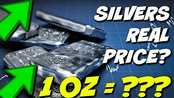 How Much is an Ounce of Silver Actually Worth?
