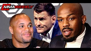 Jon Jones wanted heavyweight title fight, but UFC focused on Stipe Miocic vs. Daniel Cormier trilogy