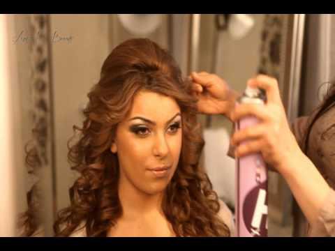 maquillage libanais sur lyon - Coiffeuse Maquilleuse Mariage Lyon