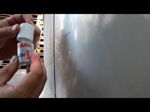 Краска Кудо для ремонта лакокрасочного покрытия авто