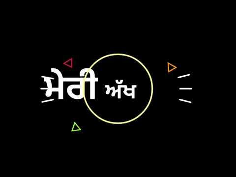Hisaab - Karan Aujla | Whatsapp Status Video | Latest Punjabi Song 2019