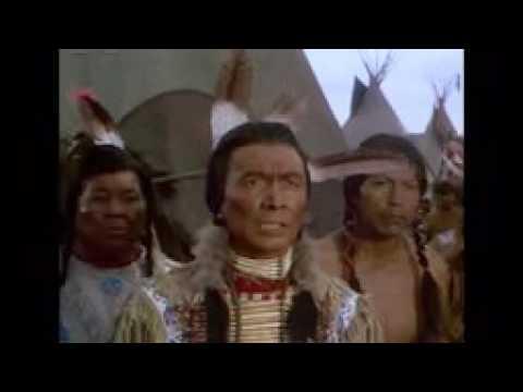 La carga de los indios Sioux 1953 Western Pelicula español.