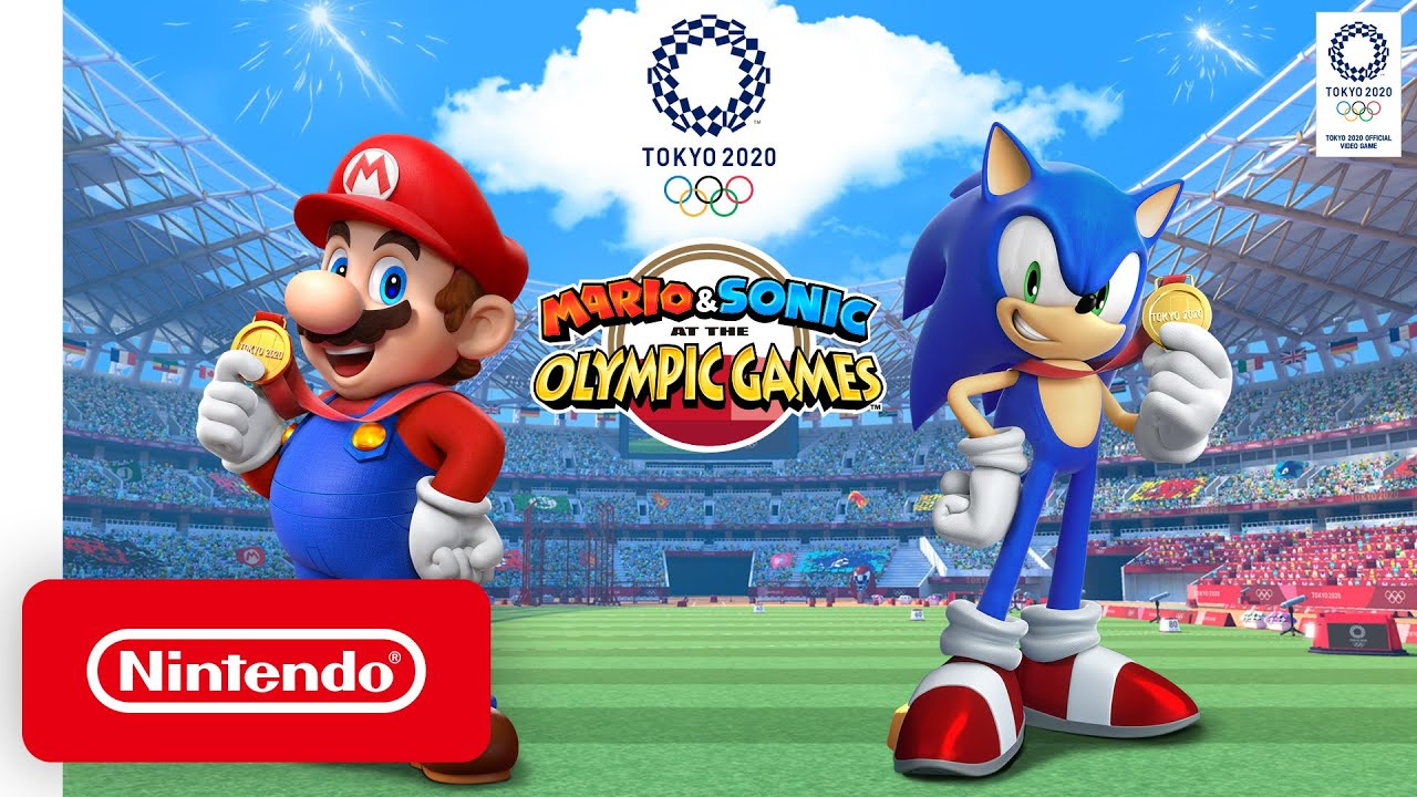 Launch Trailer για το Mario & Sonic at the Olympic Games Tokyo 2020