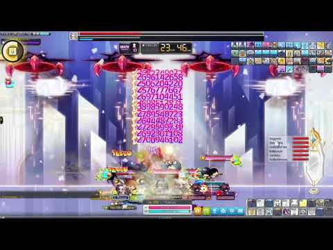 GMS Reboot (NA) - Second Hard Will clear (died out) - Bishop pov