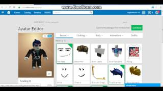 How to get free clothes in Roblox!! (Excuse me for TV)