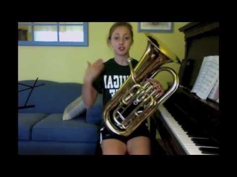 How to Play the Baritone/ Euphonium