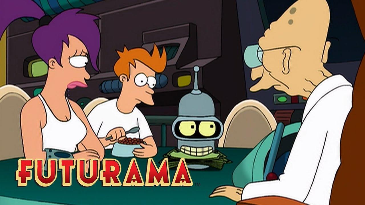 Download FUTURAMA   Season 2, Episode 7: Bender's Rich New Life   SYFY