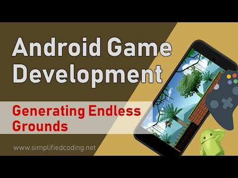 #6 Android Game Development Tutorial - Generating Endless Grounds
