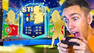 3 TOTS PLAYERS IN 1 PACK!!! SERIE A TOTS (FIFA 20 PACK OPENING)