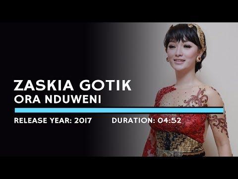 Zaskia Gotik - Ora Nduweni (Karaoke Version)