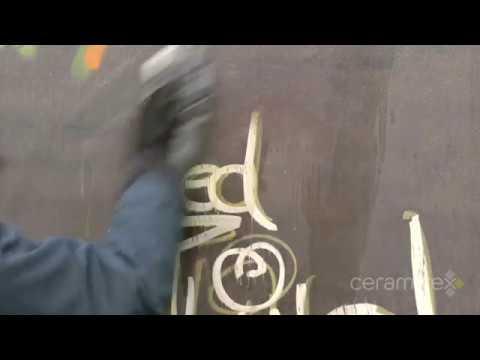 Graffiti-Proof: Ceramitex® by Elemex