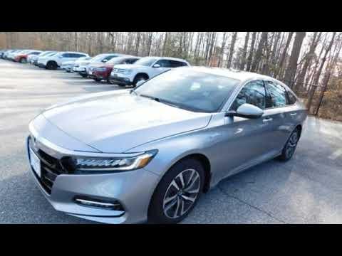 New 2019 Honda Accord Laurel MD Baltimore, MD #3004627