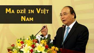Nguyễn Xuân Phúc phát biểu, thế giới ngất ngây với tình độ thủ tướng Mazde in Vietnam