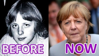 Woman and Time: Angela #Merkel