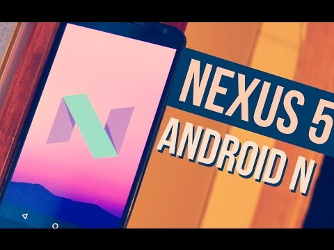 Nexus 5 con Android 7.0 Nougat: la nostra Anteprima