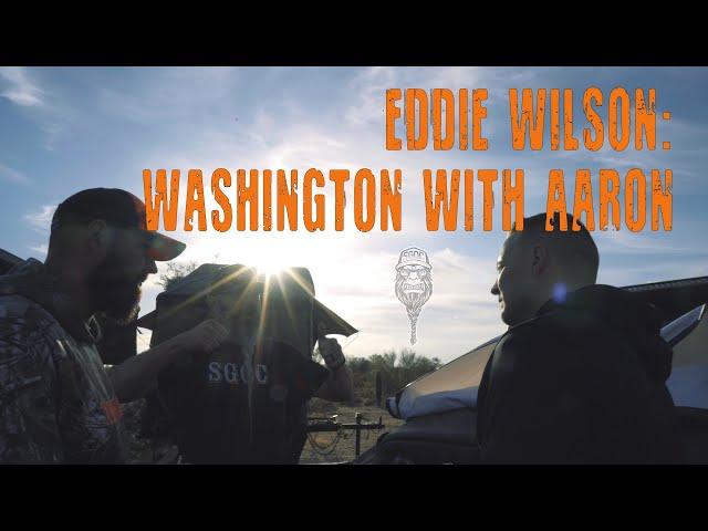 Eddie Wilson: Washington With Aaron