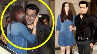 Salman Khan Finally HUG Aishwarya Rai at Private Party