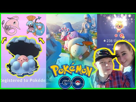 🔴 LIVE NOW 🔴 SHiNY EVENT in POKEMON GO ( NEWS - UPDATES & MORE ) NYC 🗽 thumbnail