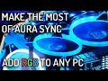 Add RGB Lighting To Any PC Aura Sync Compatible mp3