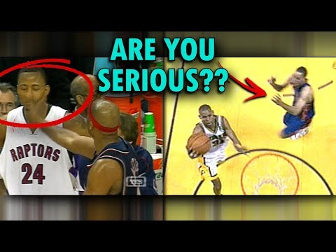 NBA Moments with Jaw Dropping PLOT TWISTS!