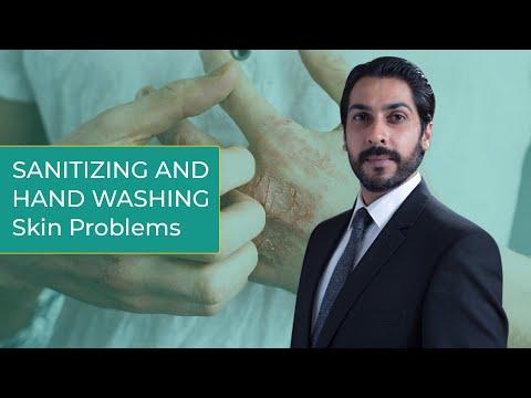 Sanitizing & Hand Washing – Skin Problems | BeatO
