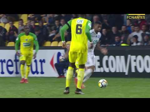 FC Nantes - AJ Auxerre (3-4) : le résumé de la rencontre
