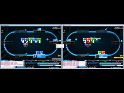 888 Poker - Snap (Fast fold / Zoom) Cash Game Strategy - Part 2