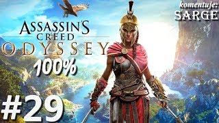 Zagrajmy w Assassin's Creed Odyssey [PS4 Pro] odc. 29 - Bitwa pod Termopilami