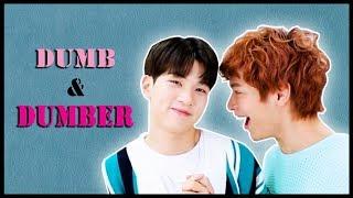 Meet N.Flying's Dumb And Dumber (Kim Jaehyun X Yoo Hweseung)