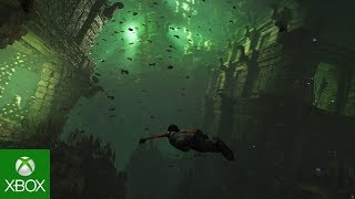 Shadow of the Tomb Raider: Underwater Survival