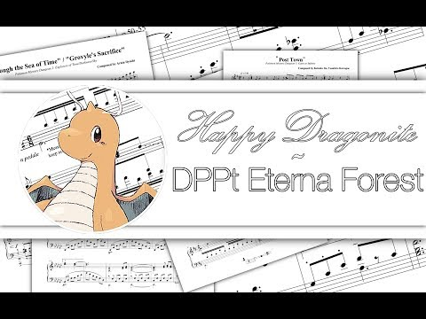 DPPt Eterna Forest (Re-Orchestrated)