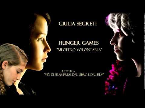 Frasi Belle Hunger Games Libro.Lettura The Hunger Games Mi Offro Volontaria Mix Youtube