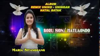 """Maria Sitanggang """" Boru Sion"""""""