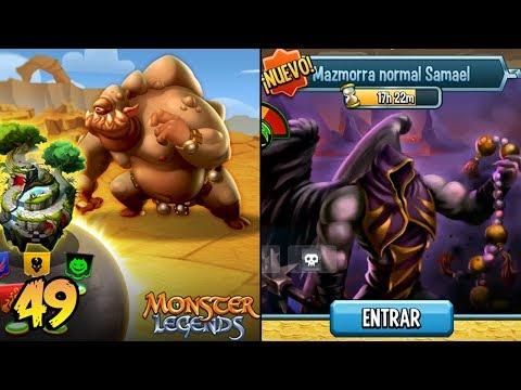 PRONTO EMPIEZA LA CARRERA DE EQUIPOS DE BALOR !! Monster Legends #49