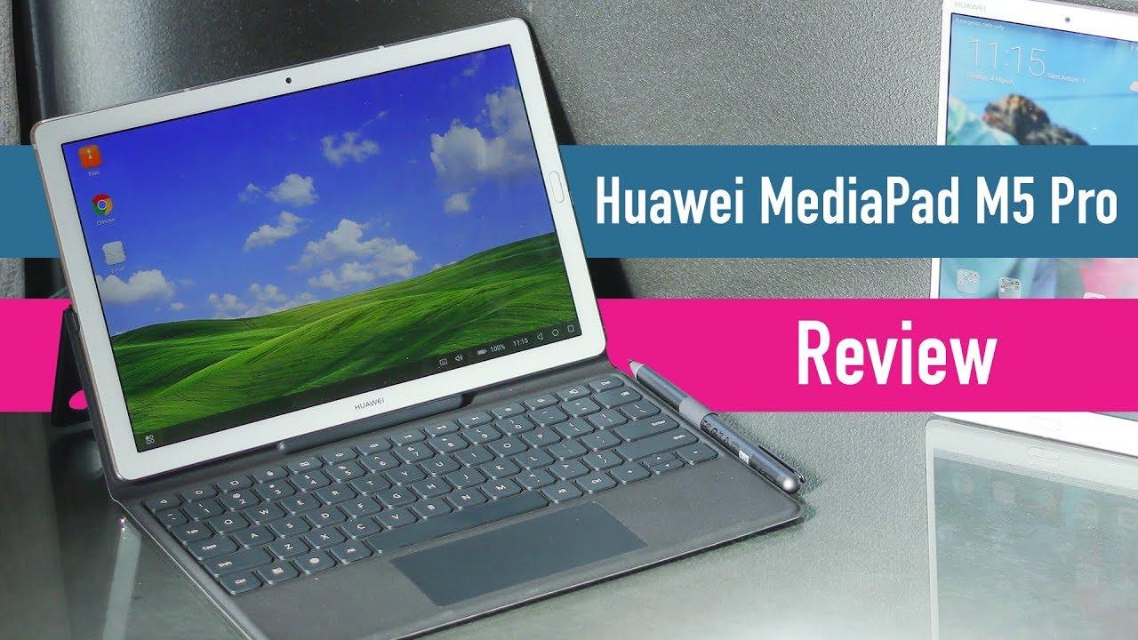 Huawei MediaPad M5 Pro   10.8 review - YouTube 1248f32d7f21