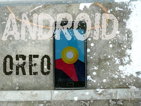 Android OREO [8.0] FOR ONEPLUS 2 FIRST LOOK #RGS