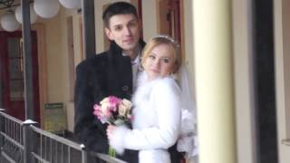 Павел и Инна Свадебное видео. Гродно-