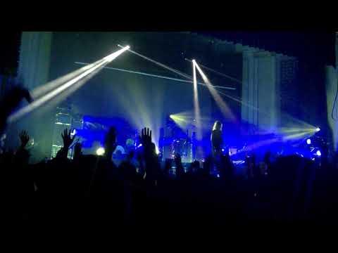 Underoath - A Fault Line, A Fault of Mine (The Erase Me Tour 2018 pt 2, Nashville)