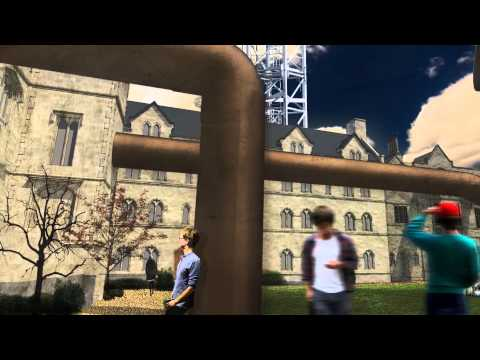 Representation-Group 10  Pembroke College Animation