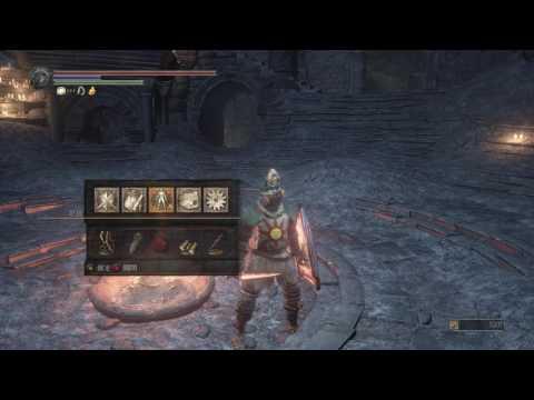 Dark Souls III 脫逃者霍克伍德忘記喝水